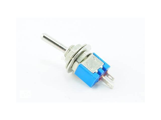 Тумблер SMTS-101 (ON-OFF) 2-х контактный, 1,5А, 250VAC