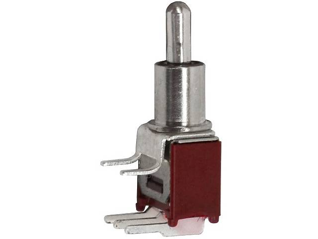 Тумблер SMTS-103-2C3 (ON-OFF-ON) 3-х контактный, 1,5A, 250VAC