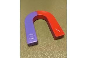 Учебный магнит U-образной формы