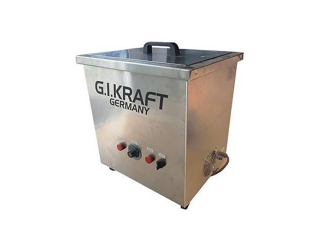 Ультразвуковая мойка 500W 400x300x250мм G.I. KRAFT GI20201- объявление о продаже   в Украине