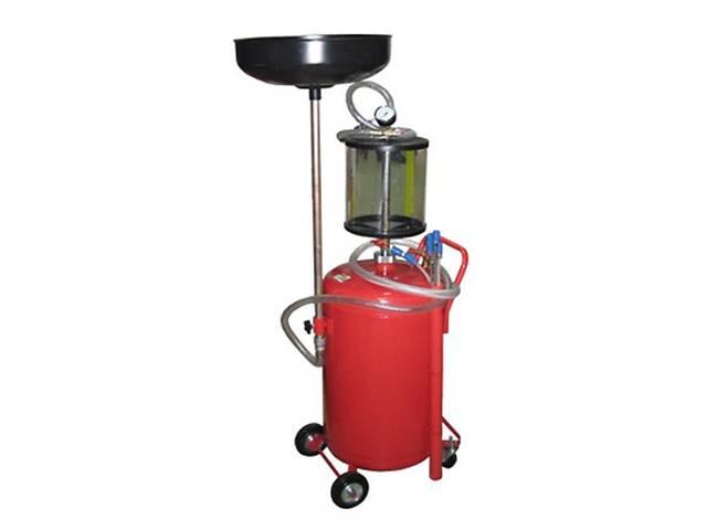 бу Вакуумная установка для замены масла с мерной колбой (80 л) G.I.KRAFT B8010KVS в Дубно