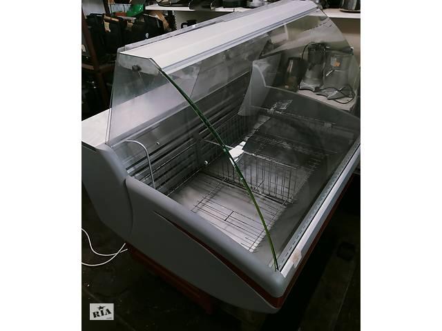 продам Витрина бу морозильная CRYSPI Gamma M 1200 ВПН 0.42-0.85 морозильная витрина бу бу в Киеве