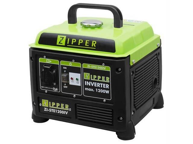 Инверторный генератор Zipper ZI-STE1200IV- объявление о продаже  в Львове
