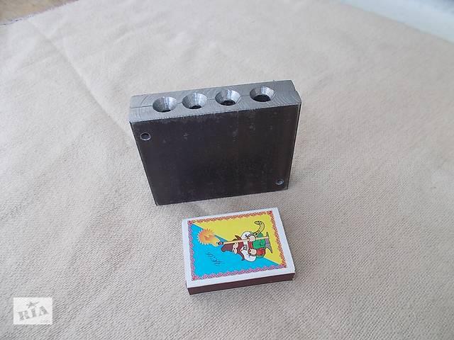 Изложница ингус чипета ювелирный инструмент ювелирное оборудование