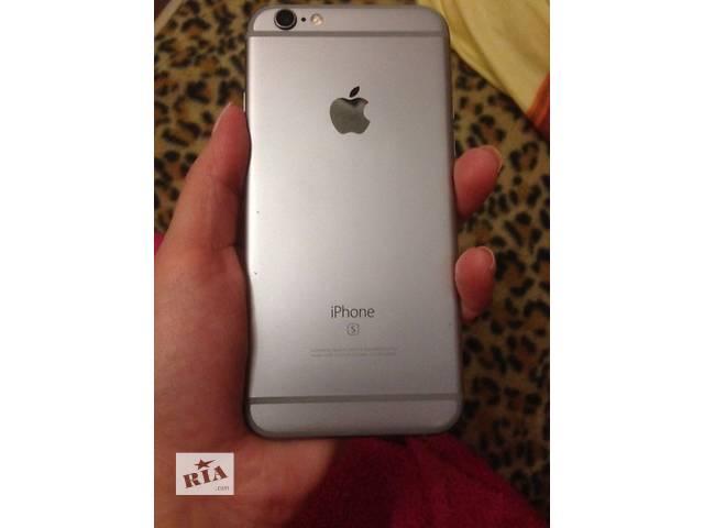 продам IPhone 6s 128gb neverlock бу в Киеве
