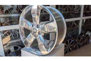 Jeep_ Grand Cherokee диски R20 хром