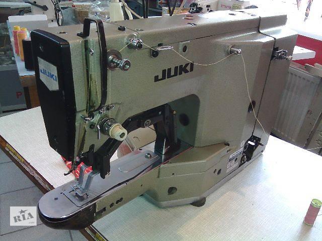 продам Закрепочная машина Juki LK 18-50/1900, Bother 430,Gemsy1308,Pfaff 3337,Siruba 533 бу в Хмельницком