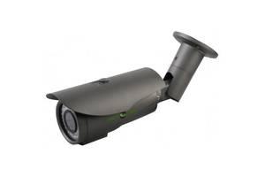 Камера відеоспостереження GreenVision GV-006-IP-E-COS24V-40 POE (2.8-12) (4017)