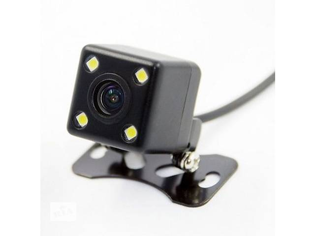 продам Камера заднего вида с подстветкой в авто. Универсальная. Варианты камер и мониторов бу в Киеве