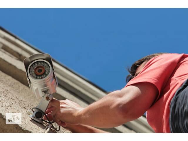Камери відеоспостереження в Рівному, встановлення камер Рівне- объявление о продаже  в Ровно
