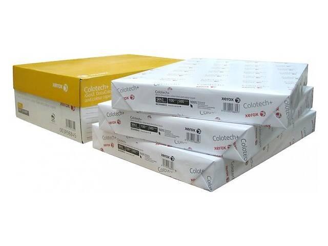 бу Бумага Xerox COLOTECH + (100) SRA3 500л. AU (003R98845) в Киеве