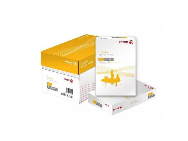 бу Бумага Xerox Exclusive A4/80 500л. (003R90208) в Киеве