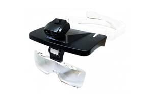 Бинокулярные очки со светодиодной подсветкой TH-9203 (46304)