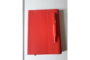 Ежедневник А5 недатированный с петлей для ручки
