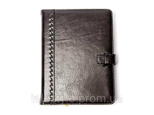 бу Ежедневник кожаный черный не датированный BST 530214 А5 15х21 см. Классический в Харькове