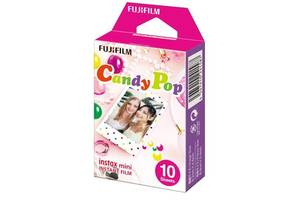 Fujifilm COLORFILM INSTAX MINI CANDYPOP (54х86мм 10шт) (70100139614)