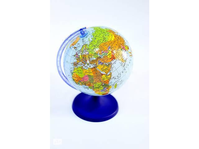 продам Глобус настольный 220 мм политический в картонной коробке (рус.) BST 540080 бу в Одессе