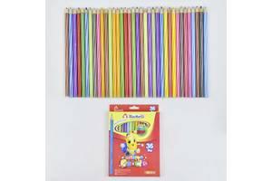 Карандаши цветные, 36 цветов SKL11-182964
