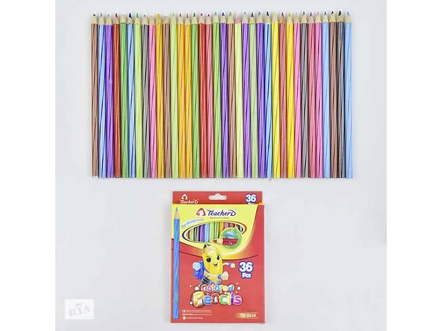 Карандаши цветные, 36 цветов SKL11-182964- объявление о продаже  в Одессе
