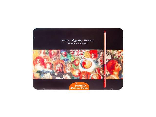 бу Карандаши цветные Marco Renoir Fine Art 48 цветов в Черновцах
