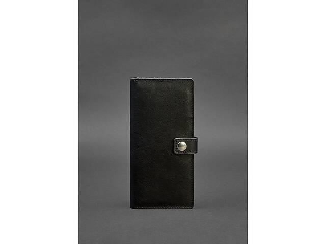 купить бу Кожаный Тревел-кейс (органайзер для документов) 6.0 черный BlnkntBN-TK-6-g в Киеве