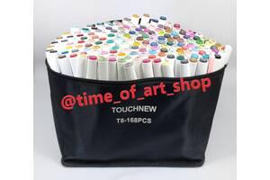 Новая серия! Маркеры TouchEight 60цветов. TouchNew. Доставка бесплатно