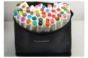 !!! Оптимальное предложение - маркеры TOUCHFIVE 60 цветов!