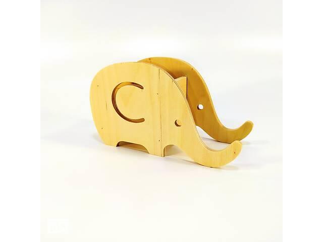 купить бу Органайзер слон 18,5 см х 8 см х 10,5 см Мастерская мистера Томаса фанера 6 мм в Виннице
