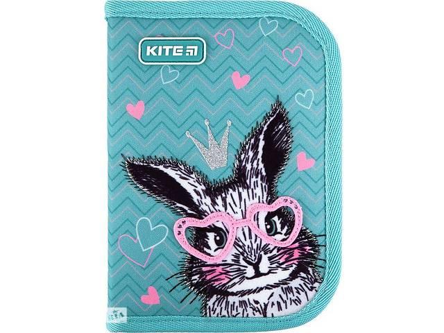 купить бу Пенал без наполнения Kite Education Cute Bunny, разноцветный в Киеве