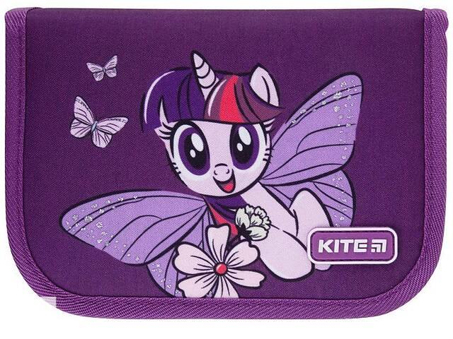 Пенал без наполнения Kite Education My Little Pony, фиолетовый- объявление о продаже  в Киеве