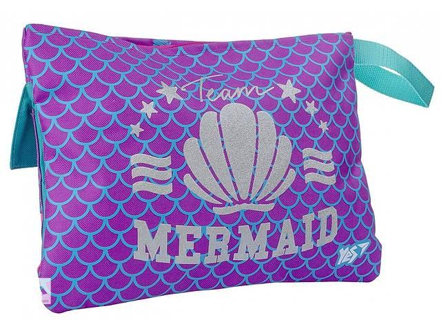Пенал органайзер мягкий Yes Mermaid фиолетовый- объявление о продаже  в Киеве