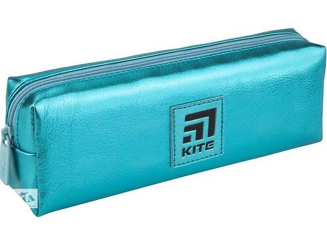 купить бу Пенал школьный Kite голубой в Киеве