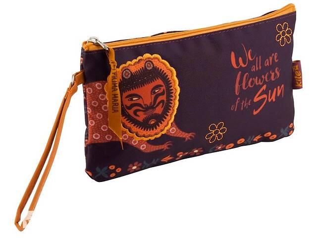 продам Пенал школьный Kite Prima Maria PM18-661 для девочек, коричневый бу в Киеве