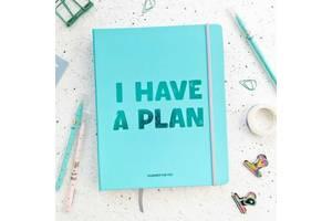 Планер I have a plan Blue