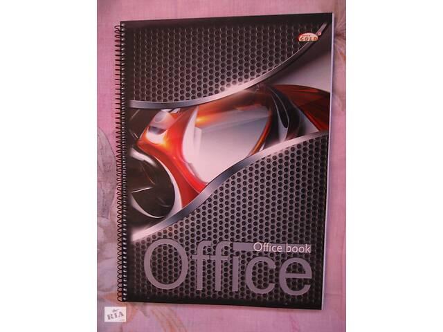 купить бу продам тетрадь 96 листов, в клетку, размер А4,на спирали в Харькове