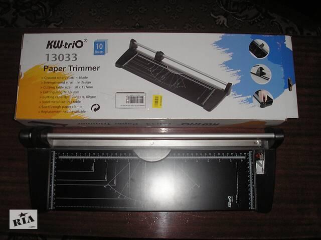 Резак роликовый KW-Trio 13033 450 мм (новый)- объявление о продаже  в Чутове
