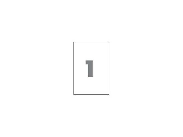 Самоклейка А4 на1,2,4,8,12,14,16,21,24,27,33,36,40,44, 65 ячеек- объявление о продаже  в Днепре (Днепропетровск)