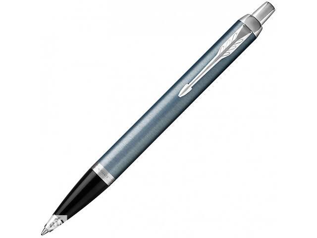 продам Шариковая ручка Parker IM 17 Light Blue Grey CT BP 22 532, синий бу в Киеве