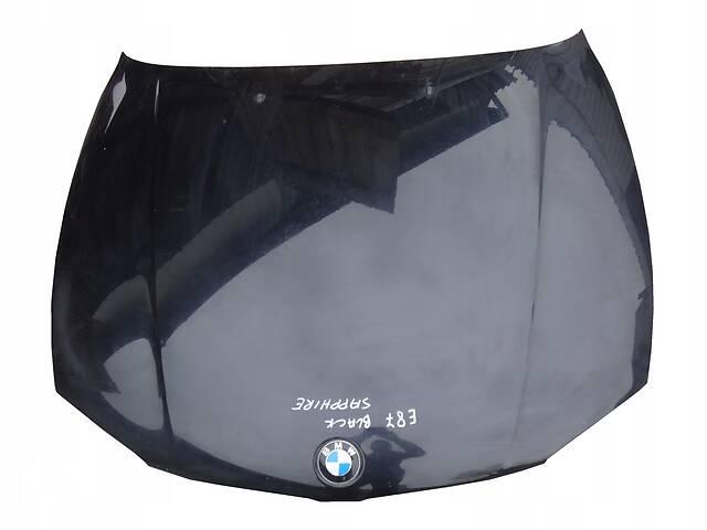 Капот для BMW 1 Series (все) E81, E82, E87, E88 2004-2013- объявление о продаже  в Киеве