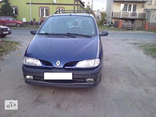 бу Капот для Renault Megane 1999 в Львове