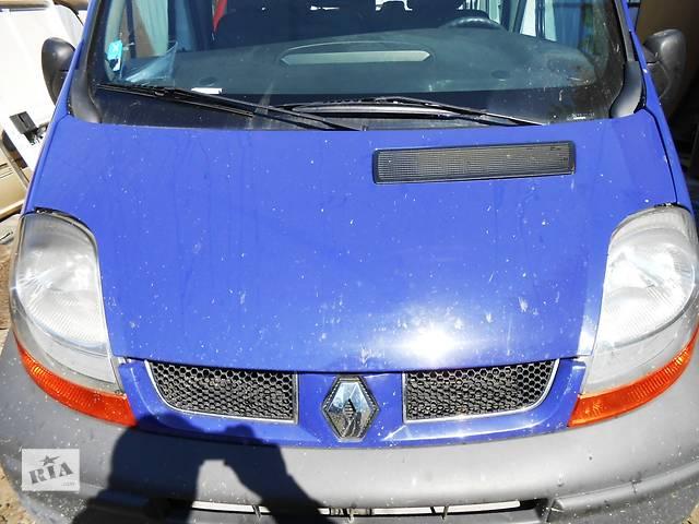Капот Renault Trafic 1.9, 2.0, 2.5 Рено Трафик (Vivaro, Виваро) 2001-2009гг- объявление о продаже  в Ровно