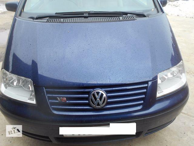 купить бу Капот для Volkswagen Sharan 2002 в Львове