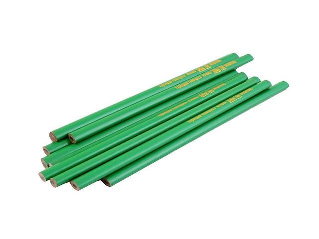 продам Карандаш Intertool - по камню 240 мм (12 шт.) зеленый Art. big--687197346 бу в Киеве