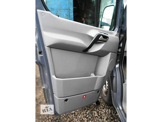 продам Карта на двери передние Mercedes Sprinter 906, 903 (215, 313, 315, 415, 218, 318, 418, 518) 1996-2012 гг бу в Ровно