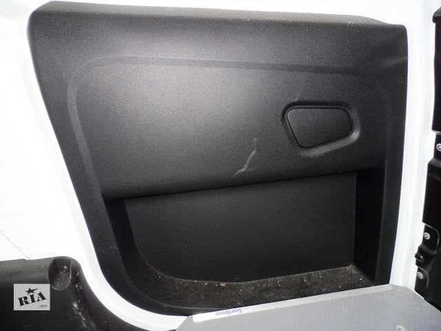 продам Карта задней сдвижной двери Фіат Фиат Добло Новый кузов 263 Fiat Doblo Nuovo 263 2009-2014 бу в Ровно
