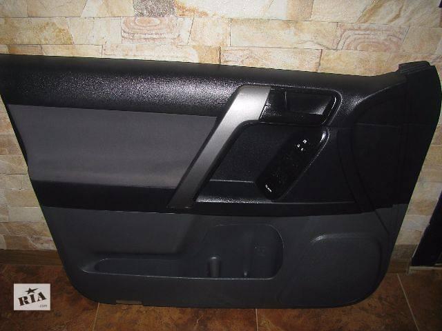 купить бу Карти дверей для Toyota Prado 150 2013 в Львове