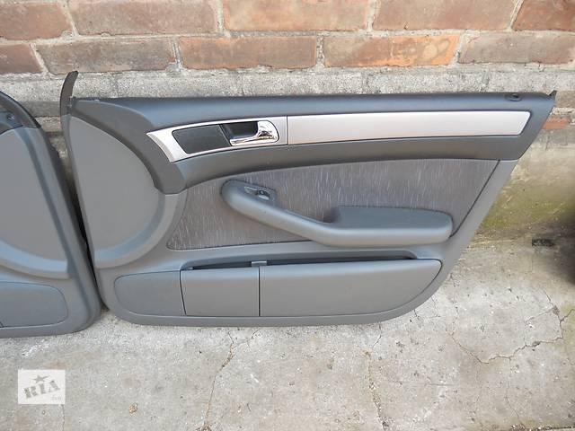 бу  карты двери для седана Audi A6 -С5 в Константиновке (Донецкой обл.)