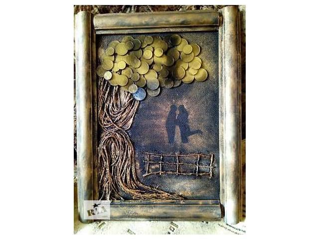 купить бу Картина панно денежное дерево в Херсоне