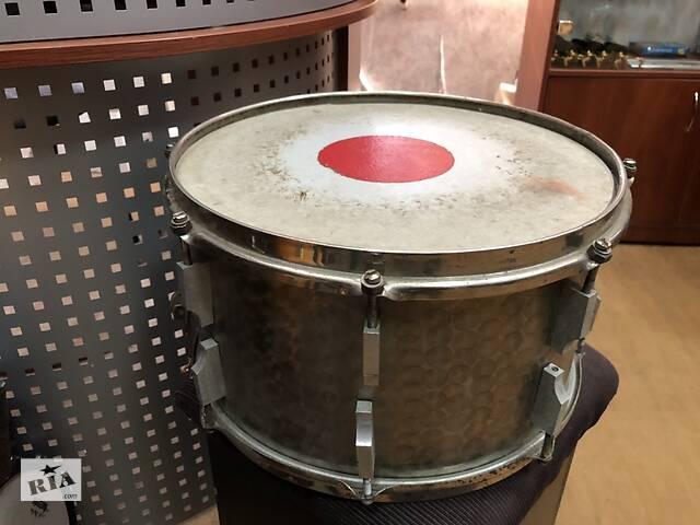 """продам ( 1856 ) Металлический малый (Рабочий) барабан 14""""(35,5см) бу в Чернигове"""