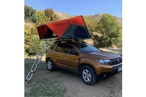 2 * 2 метра XL автомобільна намет brothers camp на дах авто кемпінг кемп